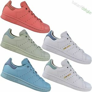 adidas stan smith niña verde