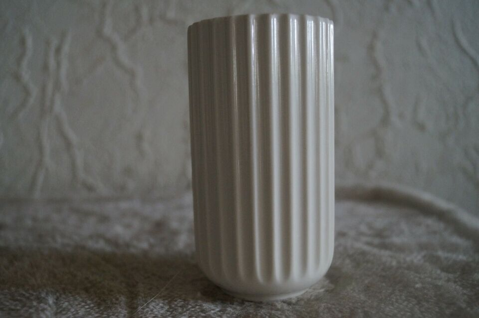 Porcelæn, vase, lyngby