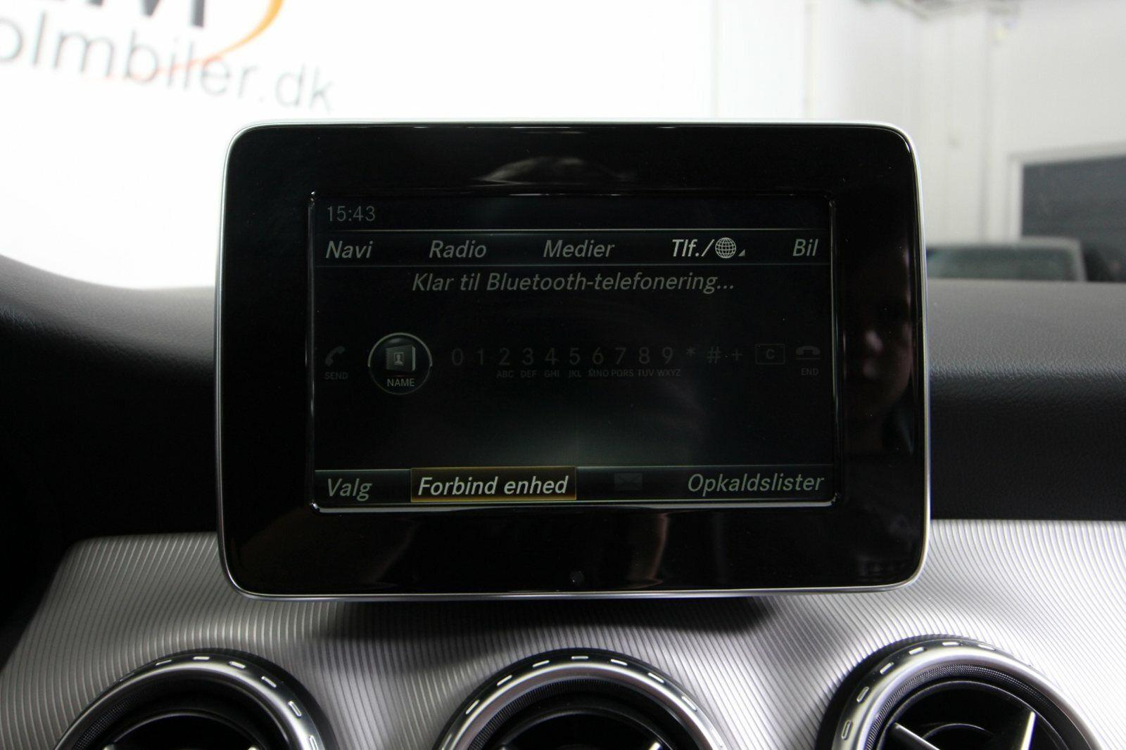 Mercedes GLA200 d aut.