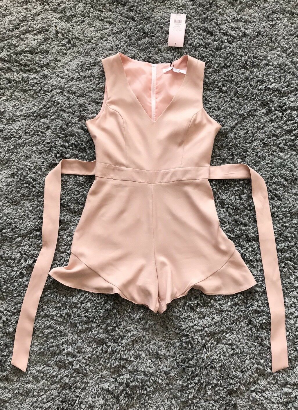 Ladies Miss Selfride Size 6 Petite Playsuit