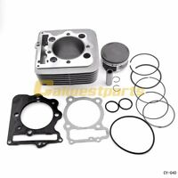 Big Bore Cylinder Piston Kit For Trx400ex 89mm 440cc 440 1999-2008