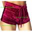 Sexy-Women-Summer-Pants-Stylish-High-Waist-Shorts-Short-Belt-Beach-Trousers thumbnail 8