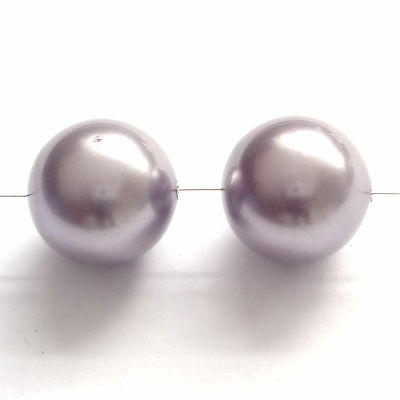 15 Swarovski Crystal 5810 Round Pearl 8mm Beads Various Colours