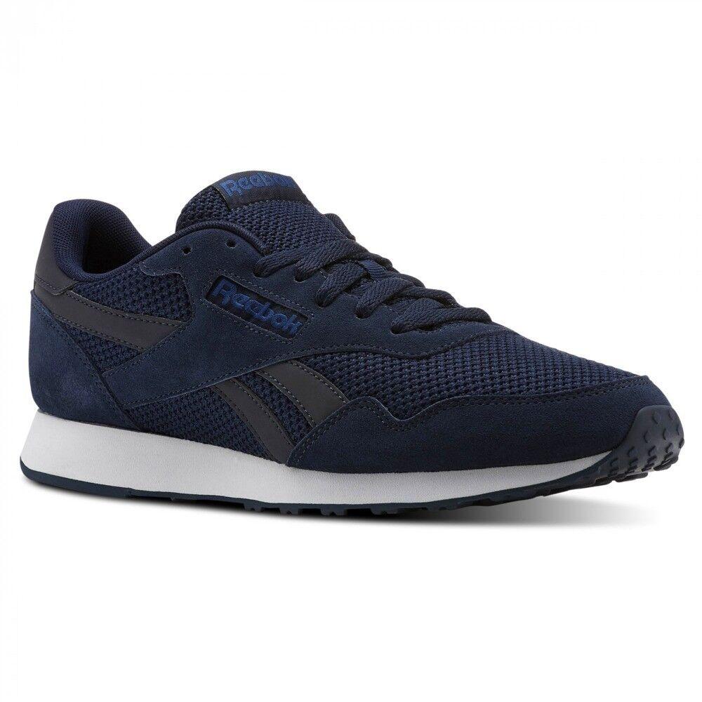 Reebok Royal Ultra Uomo Running scarpe Athletic scarpe scarpe scarpe da ginnastica blu CN4528 b4ba6c