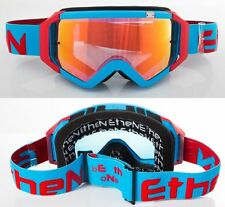 ETHEN ZEROCINQUE DIRT MX0524 BLUE/RED FERRARI MASCHERINA CROSS ENDURO OFFROAD