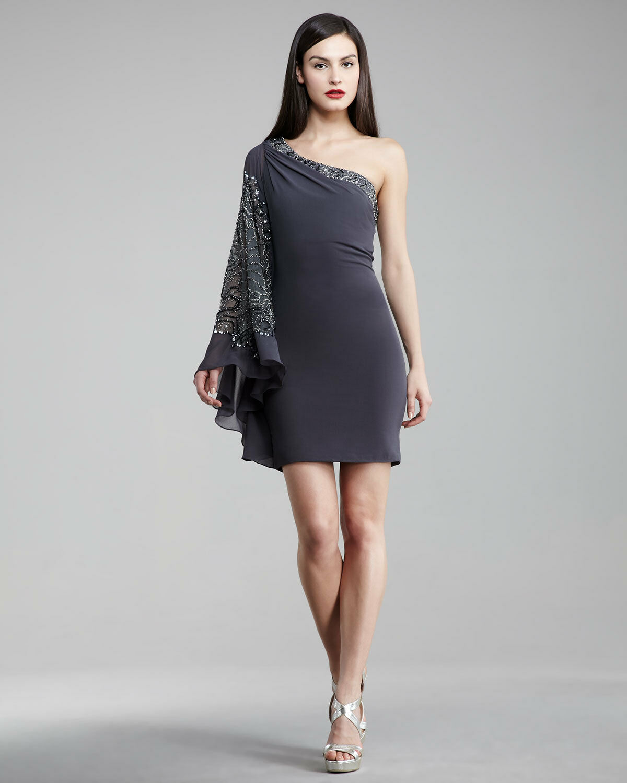 Neuf avec étiquettes Mandalay Sequin Crystal Bead hommeches 1 Caftan Parti robe de cocktail SZ 2  2K