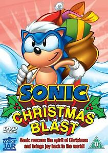Sonic Christmas.Details About Sonic Christmas Blast New Dvd Sonic The Hedgehog Rescues Spirit Of Christmas