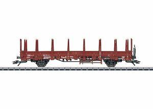 Maerklin-4694-Rungenwagen-der-DB-in-H0-Fabrikneu