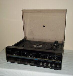 Stereo FUNAI PP 2500 D Made in Japan radio giradischi mc vintage all in one