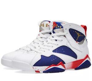 Air 7 Olympique Jordan Vii Nike Rétro 8Ed1wxfq