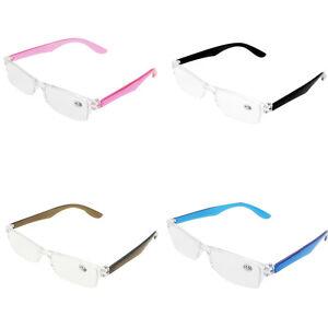 79cc89a34b0 2017 Fashion Men Women Unisex Reading Glasses Frames Eyewear +1.00 ...
