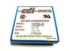 1512s24 A1 Dcdc Input 24v 18w Output 12v 15 Watt Cdi Baugl With Martek Power