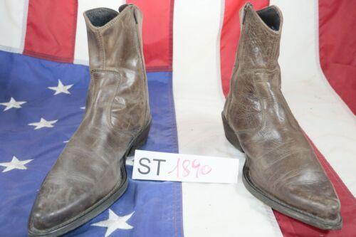 Country Marrone St1890 N Pelle Uomo cod Usato Texani Bkt Stivali 43 Cowboy vgqS8