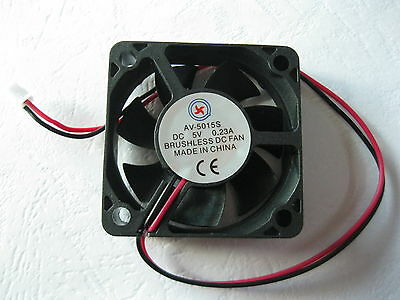 10 pcs Brushless DC Cooling Fan 12V 4010S Blades 40x40x10mm Sleeve bearing 2Wire