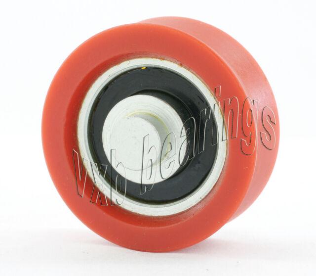 Nylon Window slide Bearing 6x22x11.5 Miniature Ball Bearings 8403
