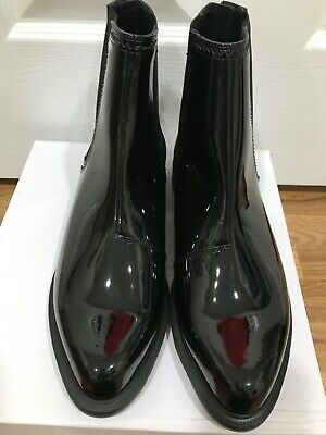 Dr Martens Zillow Black Patent Leather