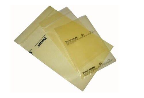 "Pack of 6 4/"" x 6/"" Zerust Multipurpose VCI Poly Bag Zip Closure"