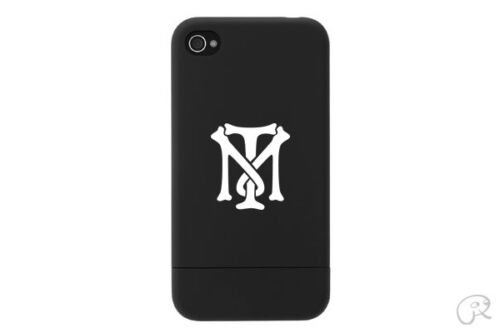 2x Tony Montana Monogram TM Sticker Die Cut Decal for cell phone mobile