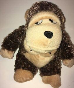 Dan-Dee-Brown-Monkey-7-034-Plush-Stuffed-Animal