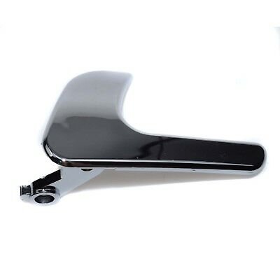 for Ford Inside Interior Inner Door Handle Left Driver Front Rear Satin Chrome