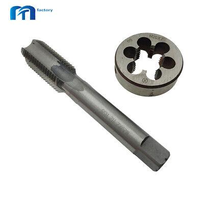 US Stock HSS M14 x 2mm Tap /& M14 x 2.0mm Die Metric Thread Right Hand M871
