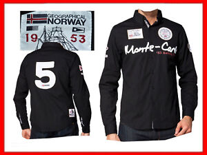 GEOGRAPHICAL-NORWAY-Camicie-Uomo-S-QUI-CON-SCONTO-GN01-T1P