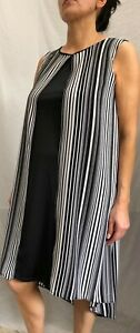 Womens-Ladies-Wallis-Special-Occasions-Split-Front-2-Tier-Asymmetrical-Dress-New