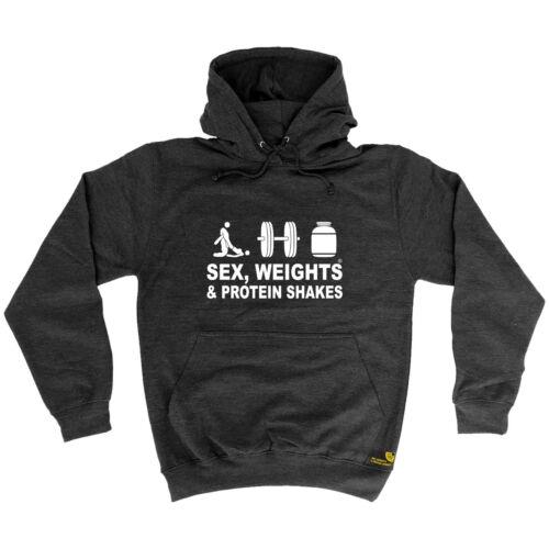 Felpa con Cappuccio da palestra Logo Di Base Felpa Con Cappuccio Bodybuilding Allenamento Training Divertente Compleanno Felpa Con Cappuccio