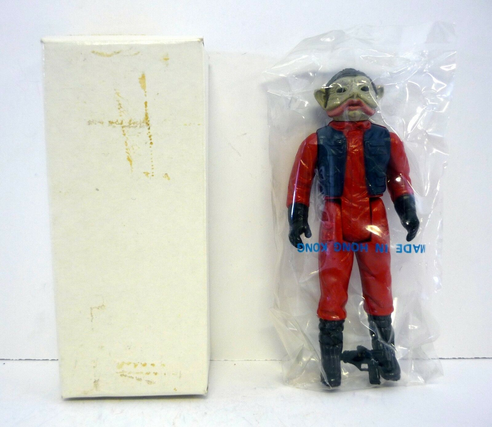 STAR WARS NIEN NUNB Vintage Action Figure MIB / COMPLETE w/BOX 1983