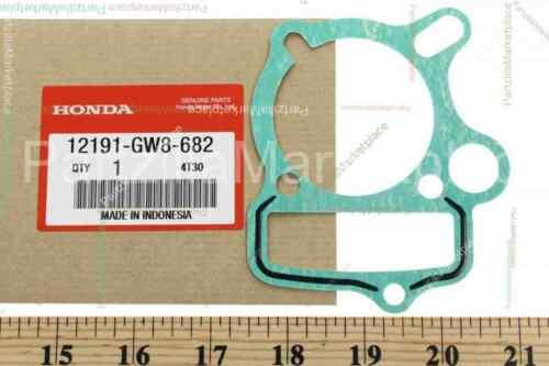 Honda 12191-GW8-682 GASKET  CYLINDER