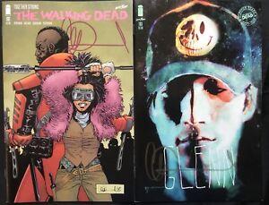 Walking Dead #181 Cover B - Sienkiewicz