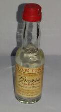 Mignon GRAPPA Stravecchia Santini Acquavite di vinaccia 42° cc 22  Sigillata