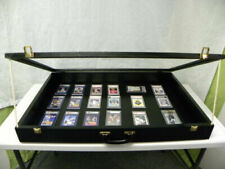 New Card Wood Display Case Trade Show Display Case Portable Trade Show Case