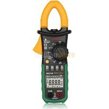 AIMOmeter MS2108 Digital Clamp Multimeter AC DC Voltage Frequency True RMS Meter