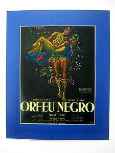 Age-Cinema-Film-Pression-Derriere-Passepartout-Orfeu-Noir-1959-France-50x40-CM