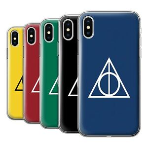 Gel-TPU-Case-for-Apple-iPhone-XS-Magic-Hallows-Inspired