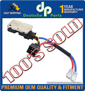 New A//C Blower Motor Regulator For Mercedes CL500 CL600 W140 S320 S420 S500 S600