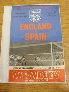 24-05-1967-England-v-Spain-At-Wembley-Thanks-for-viewing-our-item-if-this-i