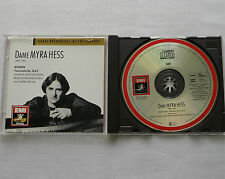 MYRA HESS/BEETHOVEN Piano sonatas 30 & 31 GERMANY CD EMI CDH 7 63787 2(1990)MINT