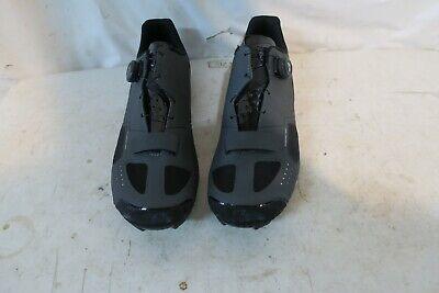 Louis Garneau Granite II Cycling shoes Men/'s EU 46 US 11.5 Black Retail $159.99