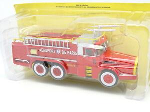 Prensa-Ixo-Camion-Bomberos-1-43-Willeme-Tipo-W8-DAE-VMA-75-Aeropuerto-Paris