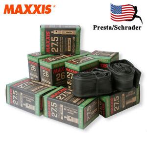 """1PC//2PCS  26/"""" 27.5/""""  Presta//Schrader Inner Tube MTB Bike Tire//Tyre Tubes 32//48mm"""