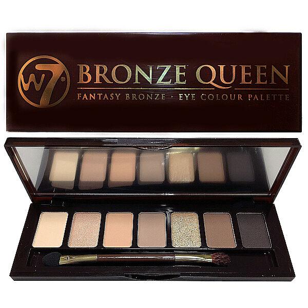 W7 Bronze Queen Eye Colour Palette 7 X 1g Günstig Kaufen