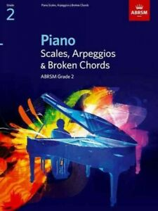 Piano-Scales-Arpeggios-and-Broken-Chords-Paperback-Like-New-Used-Free-P-amp-P