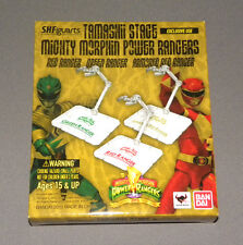SH Figuarts Mighty Morphin Power Rangers Tamashii Stage Exclusive 3 Pack Set