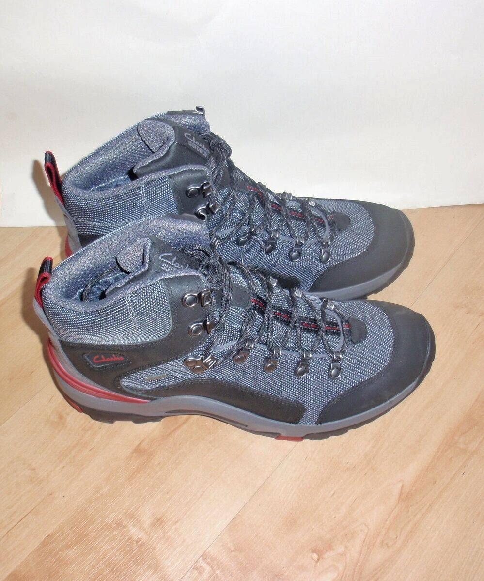 BNIB Clarks mens OUTRIDE MESH GTX waterproof winter walking winter waterproof boots various sizes 6f2418