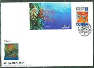 SOLOMON-ISLANDS-2014-CORALS-SOUVENIR-SHEET-FIRST-DAY-COVER