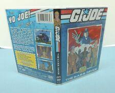 G.I. Joe ~ The M.A.S.S. Device (dvd, c. 2009) -- original mini-series!!   V/G+