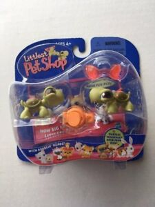 Littlest pet shop pair of turtles lps 7 8 with food dish image is loading littlest pet shop pair of turtles lps 7 ccuart Images