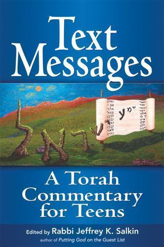 Text Messages: A Torah Commentary for Teens [  ] Used - VeryGood